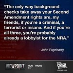 A Few Reasons for Opposing Background Checks For Gun Purchases
