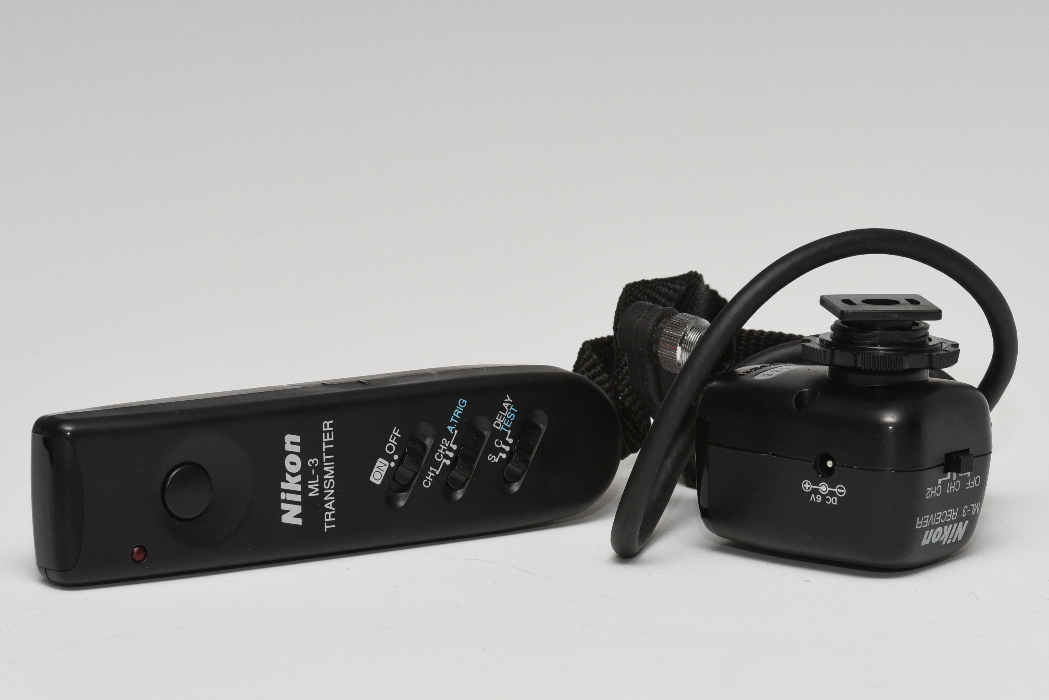 Useless IR Camera Remote