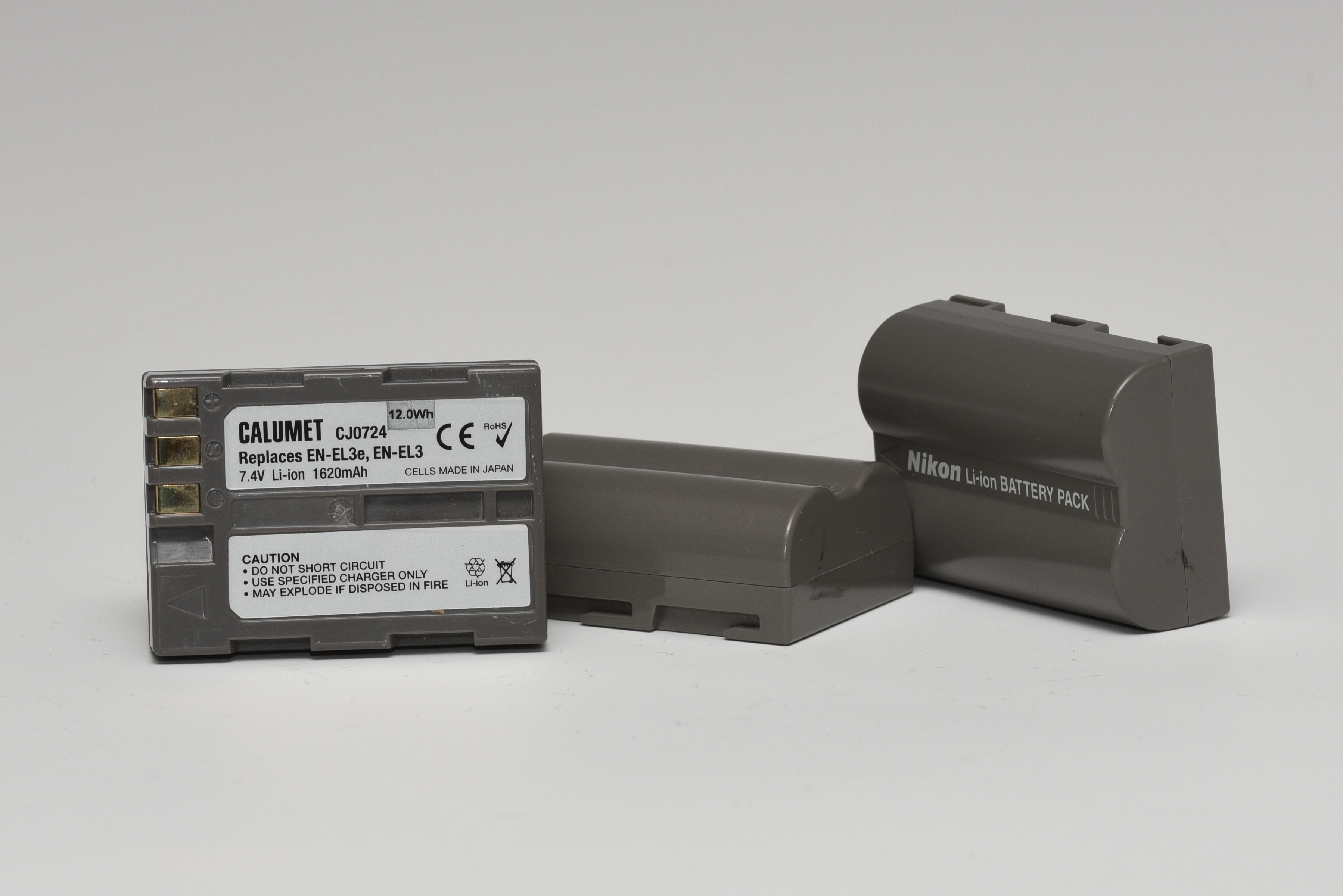 Camera Batteries
