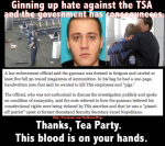 Don't Blame the TSA Shooting on TSA Critics